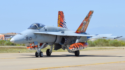 C.15-14 - McDonnell Douglas EF-18M Hornet - Spain - Air Force