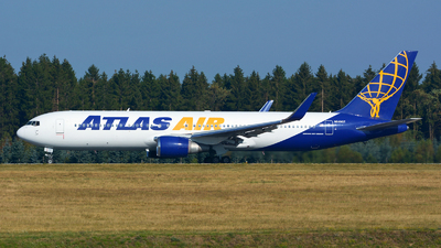 A picture of N649GT - Boeing 767375(ER) - Atlas Air - © Jeremy Denton