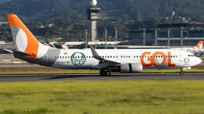 A picture of PRGGY - Boeing 7378EH - GOL Linhas Aereas - © Felipe Oliveira - oliver_spotting