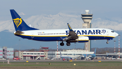 EI-DLV - Boeing 737-8AS - Ryanair