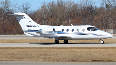 A picture of N823ET - Hawker Beechcraft 400XP - [RK360] - © GregMac