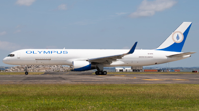 SX-APX - Boeing 757-223(PCF) - Olympus Airways