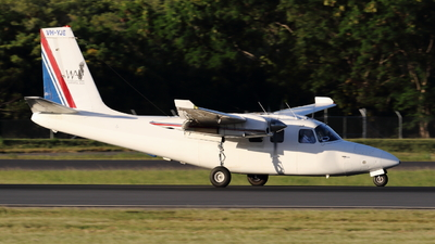 VH-YJE - Aero Commander 500S - Townsville Airlines