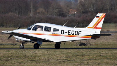 D-EGOF - Piper PA-28-161 Warrior II - ATC Aviation Training & Transport Center