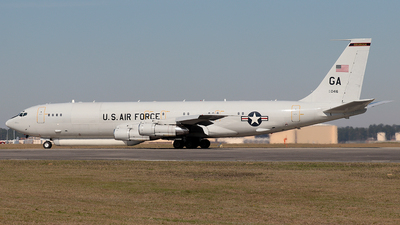 86-0416 - Boeing E-8A JSTARS - United States - US Air Force (USAF)