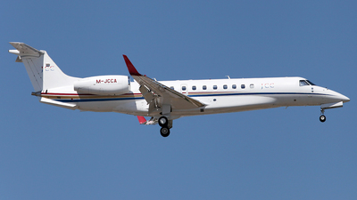 M-JCCA - Embraer ERJ-135BJ Legacy 650 - Private