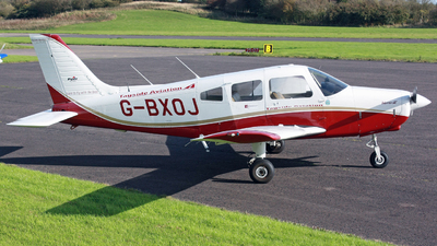 G-BXOJ - Piper PA-28-161 Warrior III - Tayside Aviation