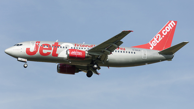 G-CELS - Boeing 737-377 - Jet2.com