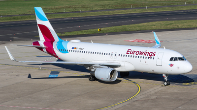 A picture of DAEWO - Airbus A320214 - Eurowings - © Johannes Wirl