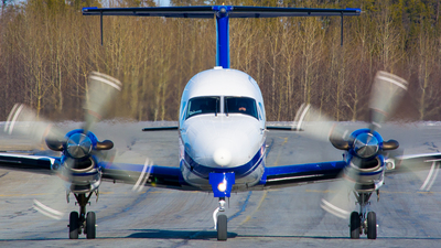 C-FTQR - Beech 1900D - Air Creebec