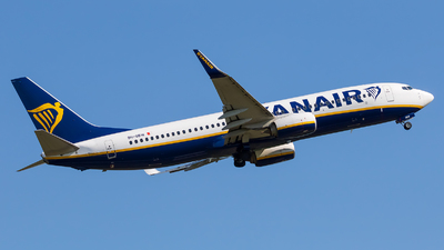 A picture of 9HQBW - Boeing 7378AS - Ryanair - © Marco Mochelato