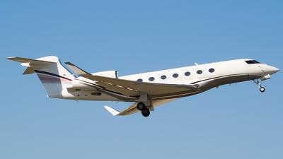 N982RW - Gulfstream G600 - Private