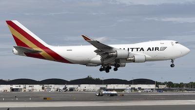 A picture of N403KZ - Boeing 747481F - Kalitta Air - © Mark Szemberski