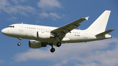 VP-CYB - Airbus A318-112(CJ) Elite [5545] - Flightradar24