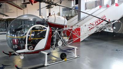 I-TRIB - Bell 47G-3B - Elilombarda