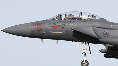 00-3003 - Boeing F-15E Strike Eagle - United States - US Air Force (USAF)
