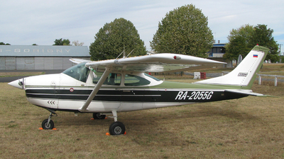 RA-2055G - Cessna 182A Skylane - Private