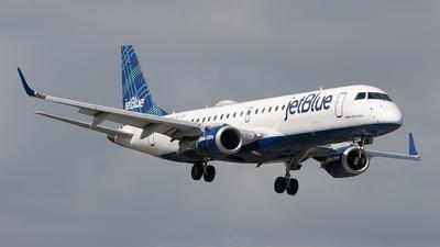 N294JB - Embraer 190-100IGW - jetBlue Airways
