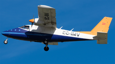 A picture of ECIMV - Vulcanair P68 -  - © Enrique Rubira