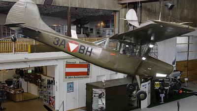3A-BH - Cessna L-19A Bird Dog - Austria - Air Force
