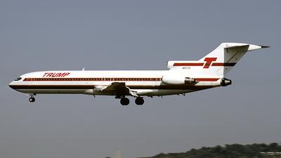 N912TS - Boeing 727-254 - Trump Shuttle