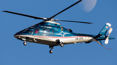 HB-ZMZ - Agusta A109E Power - Swiss Helicopter AG