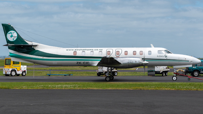 ZK-CIC - Fairchild SA227-AC Metro III - Air Chathams