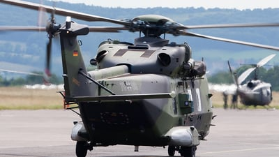 79-09 - NH Industries NH-90TTH - Germany - Army