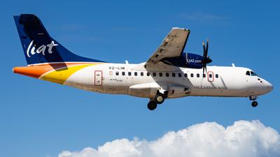 A picture of V2LIM - ATR 42600 - [1018] - © Brandon Giacomin