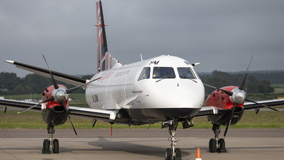 G-LGNM - Saab 340B(F) - Loganair