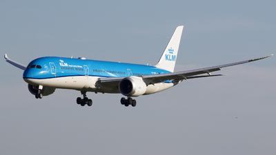 PH-BHF - Boeing 787-9 Dreamliner - KLM Royal Dutch Airlines