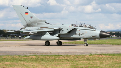 46-22 - Panavia Tornado IDS - Germany - Air Force