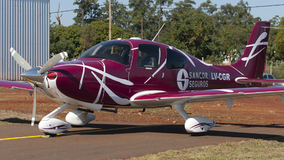 LV-CGR - Cirrus SR20-G2 - Private