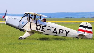 OE-APY - Tatra T-131PA - Private