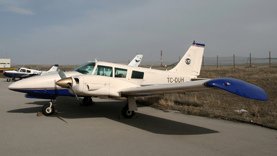 TC-DUH - Piper PA-34-200 Seneca - DUHA Aviation
