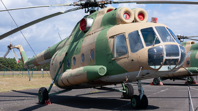 93-01 - Mil Mi-8T Hip - Germany - Air Force