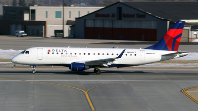 N609CZ - Embraer 170-200LR - Delta Connection (Compass Airlines)