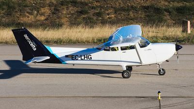 A picture of ECLHG - Cessna FR172J Rocket - [0384] - © Julio Alberto González Domínguez