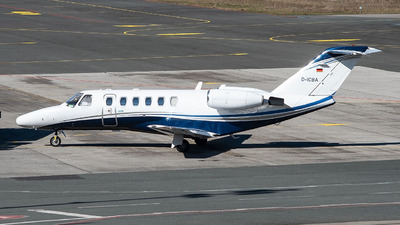A picture of DICBA - Cessna 525A CitationJet CJ2 -  - © Oliver Lotz