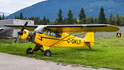 C-GKLT - Piper PA-18-150 Super Cub - Private
