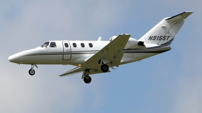 N915ST - Cessna 525 CitationJet 1 - Private