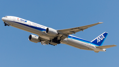 JA795A - Boeing 777-300ER - All Nippon Airways (ANA)
