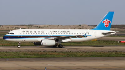 A picture of B6655 - Airbus A320232 - China Southern Airlines - © Charlie-Aviationphotography