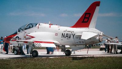 163600 - McDonnell Douglas T-45A Goshawk - United States - US Navy (USN)