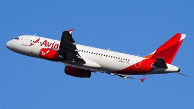N683TA - Airbus A320-233 - Avianca Central America