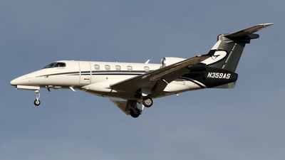 N359AS - Embraer 505 Phenom 300 - Private