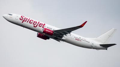 VT-SLD - Boeing 737-9GJER - SpiceJet