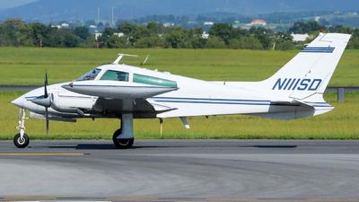 A picture of N111SD - Cessna T310P - [310P0200] - © nicholastoto