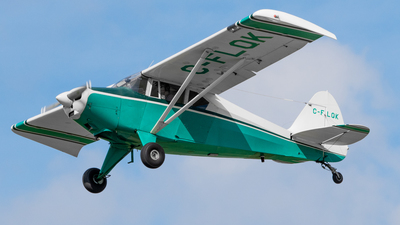 C-FLQK - Piper PA-20-125 Pacer - Private