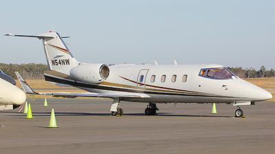 N54NW - Bombardier Learjet 55 - Private